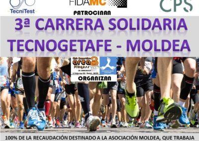 Tecnitest patrocina Carrera Solidaria